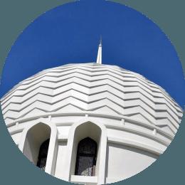 Harga kubah masjid grc