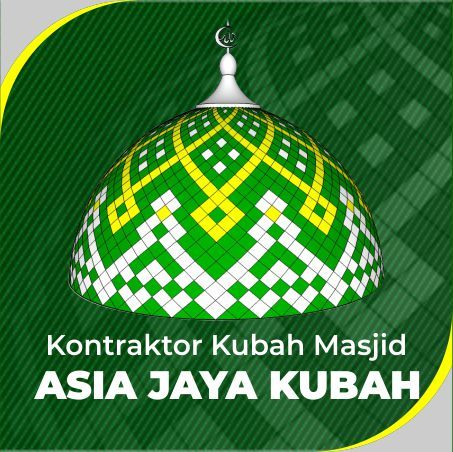 Harga Kubah Masjid Termurah