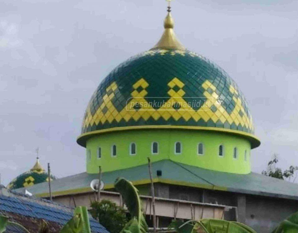 sejarah kubah masjid harga kubah masjid