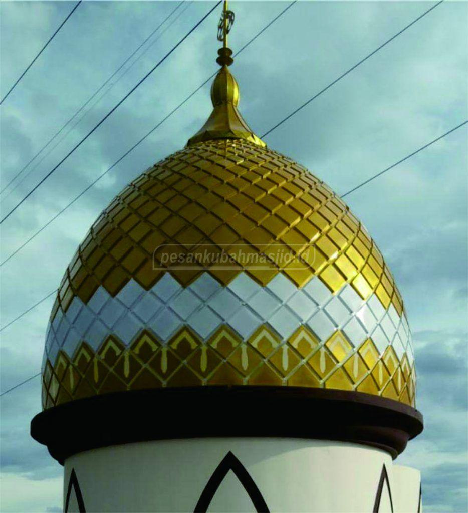 sejarah kubah masjid
